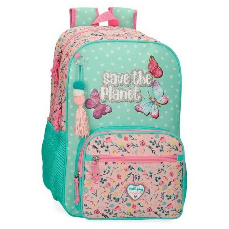Mochila doble Movom Save the Planet