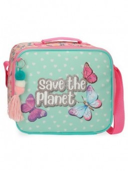 Bolso térmico Movom Save the Planet