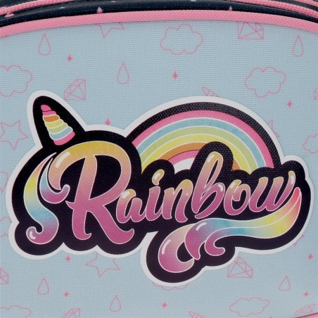 Estuche neceser doble Movom Rainbow