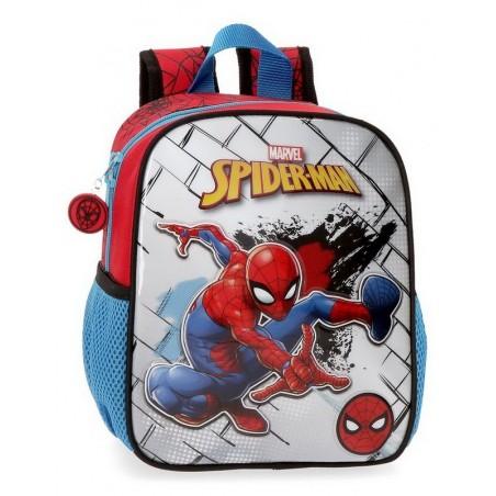 Mochila de paseo Marvel Spiderman Red