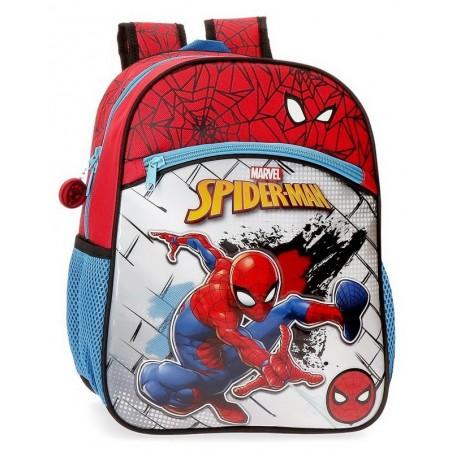 Mochila mediana Marvel Spiderman Red