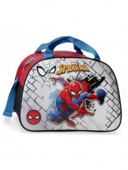Bolso de viaje Marvel Spiderman Red