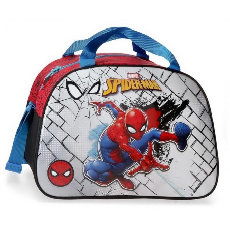 Bolso de viaje Marvel Spiderman Red