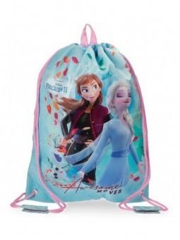 Mochila saco Disney Frozen 2 Awesome Moves