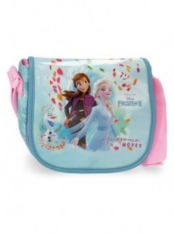Bolso con solapa Disney Frozen 2 Awesome Moves