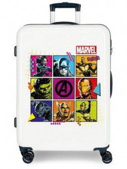 Maleta mediana Marvel Comic 2