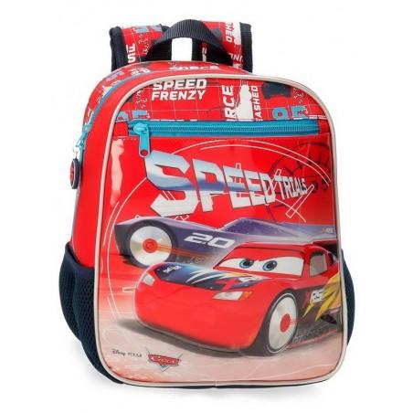 Mochila pequeña Disney Cars Speed Trials