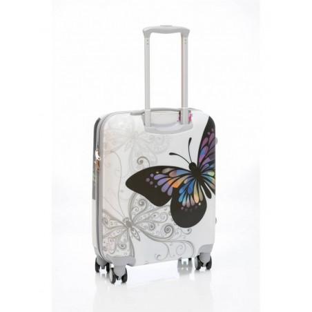 Maleta Cabina Mariposas Low Cost
