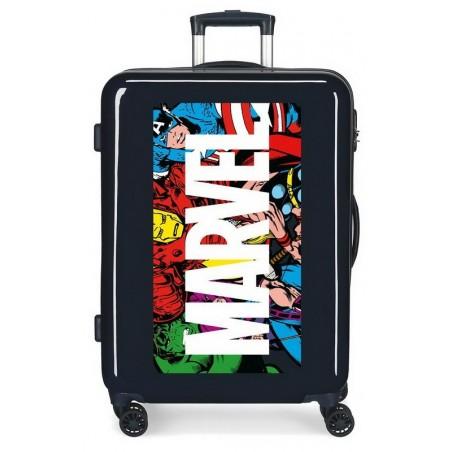 Juego de maletas Marvel Action