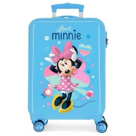 Maleta cabina Disney Love Minnie