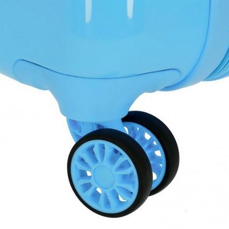 Maleta cabina azul Patrulla Canina Playful