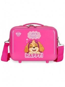 Neceser rosa Patrulla Canina Playful