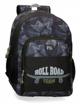 Mochila adaptable Roll Road Team