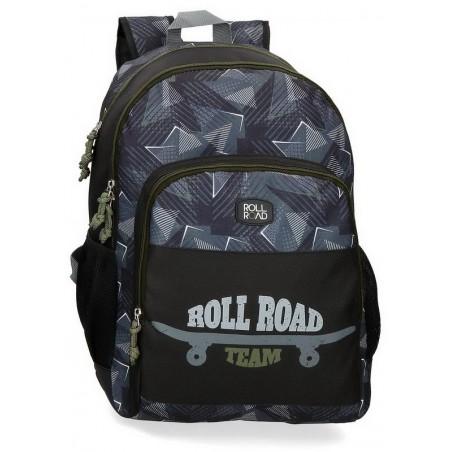 Mochila doble adaptable Roll Road Team