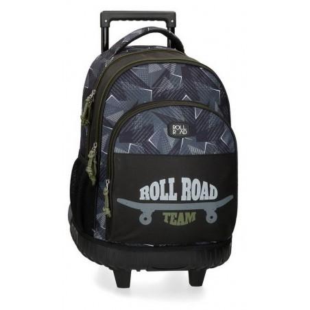 Mochila con ruedas Roll Road Team