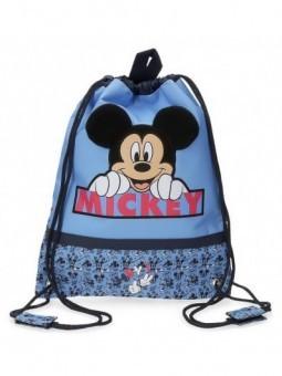 Mochila saco Disney Mickey Moods