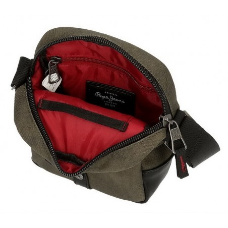 Bolso pequeño Pepe Jeans Woodcutter
