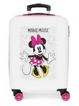 Maleta de cabina Disney Minnie Enjoy the Day