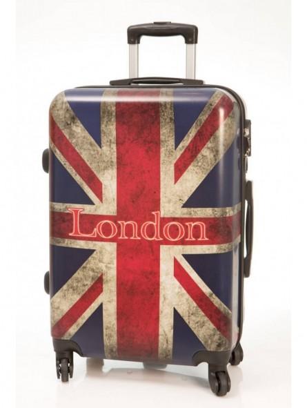 Maleta Grande New London + Regalo Bascula