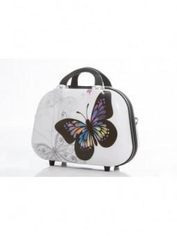 Set Neceser Maleta pequeña Mariposas