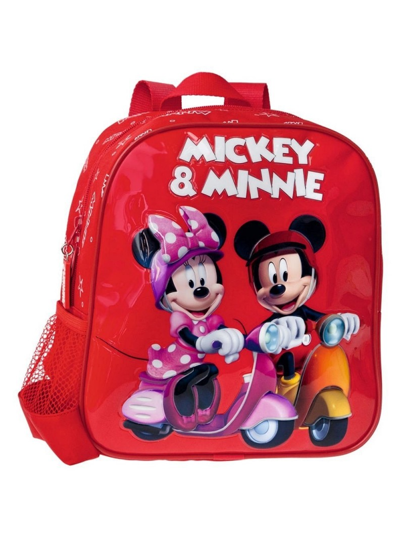 Mochila Infantil Mickey Vespa