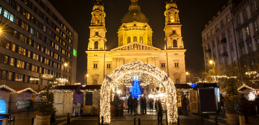 viajar navidad budapest 2021